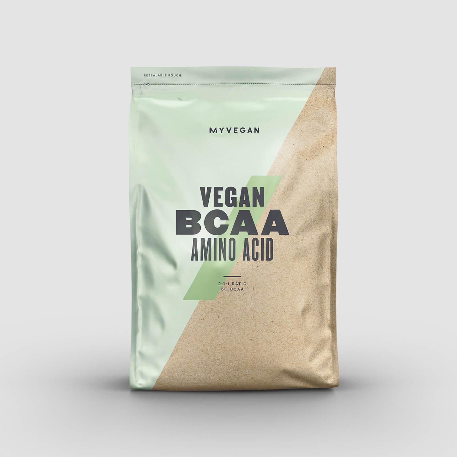 Myprotein BCAA en poudre vegan - 250g - Sans arôme ajouté