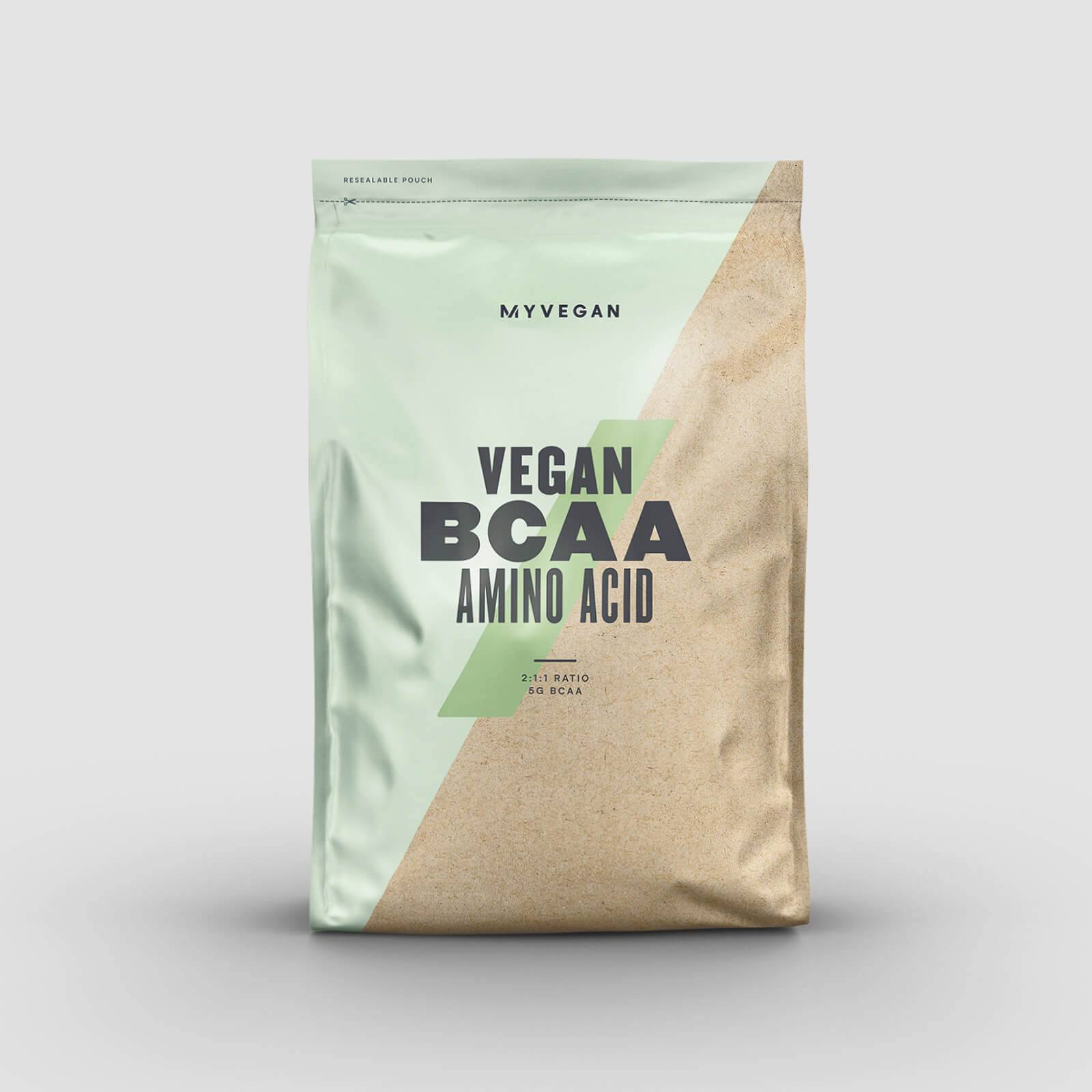 Myprotein BCAA en poudre vegan - 500g - Sans arôme ajouté