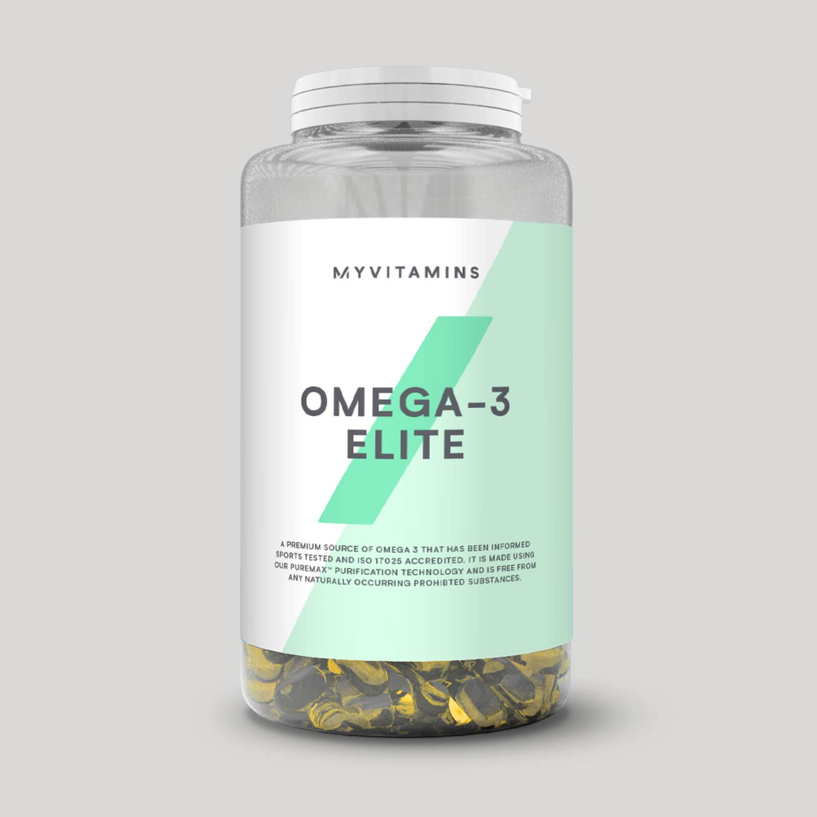 Myvitamins Super Omega 3 Elite - 250Gélules