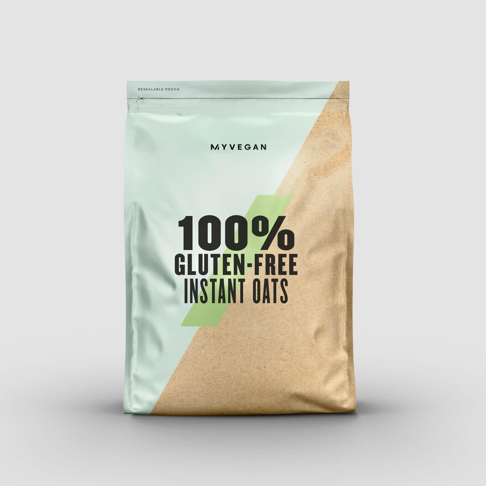 Myprotein Avoine Instantanée Sans Gluten - 2.5kg - Sans arôme ajouté