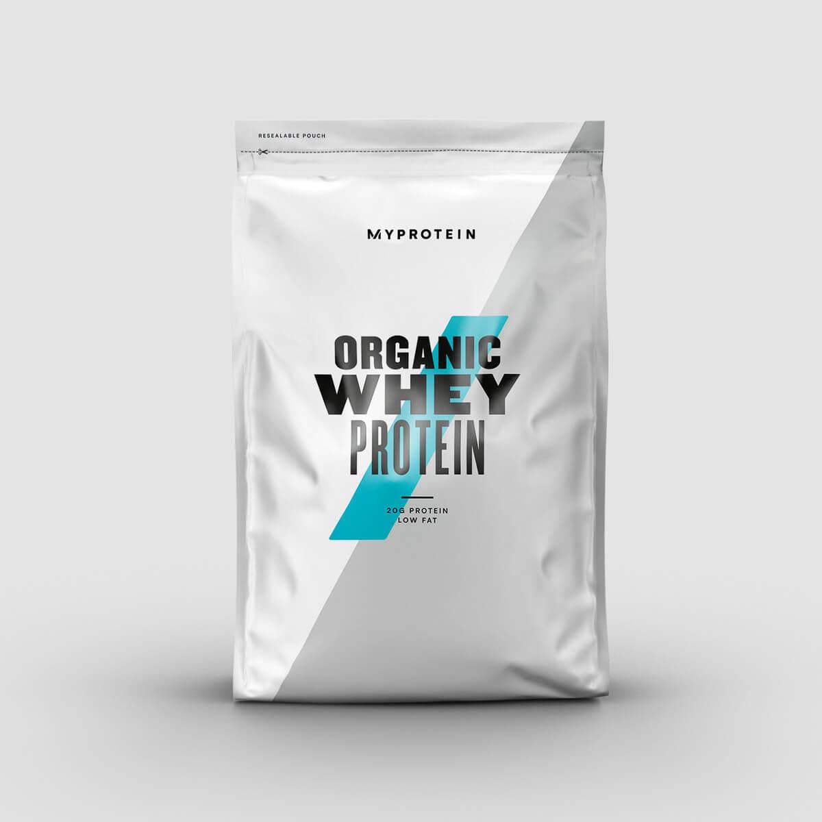 Myprotein Protéine de Whey Bio - 500g - Sans arôme ajouté