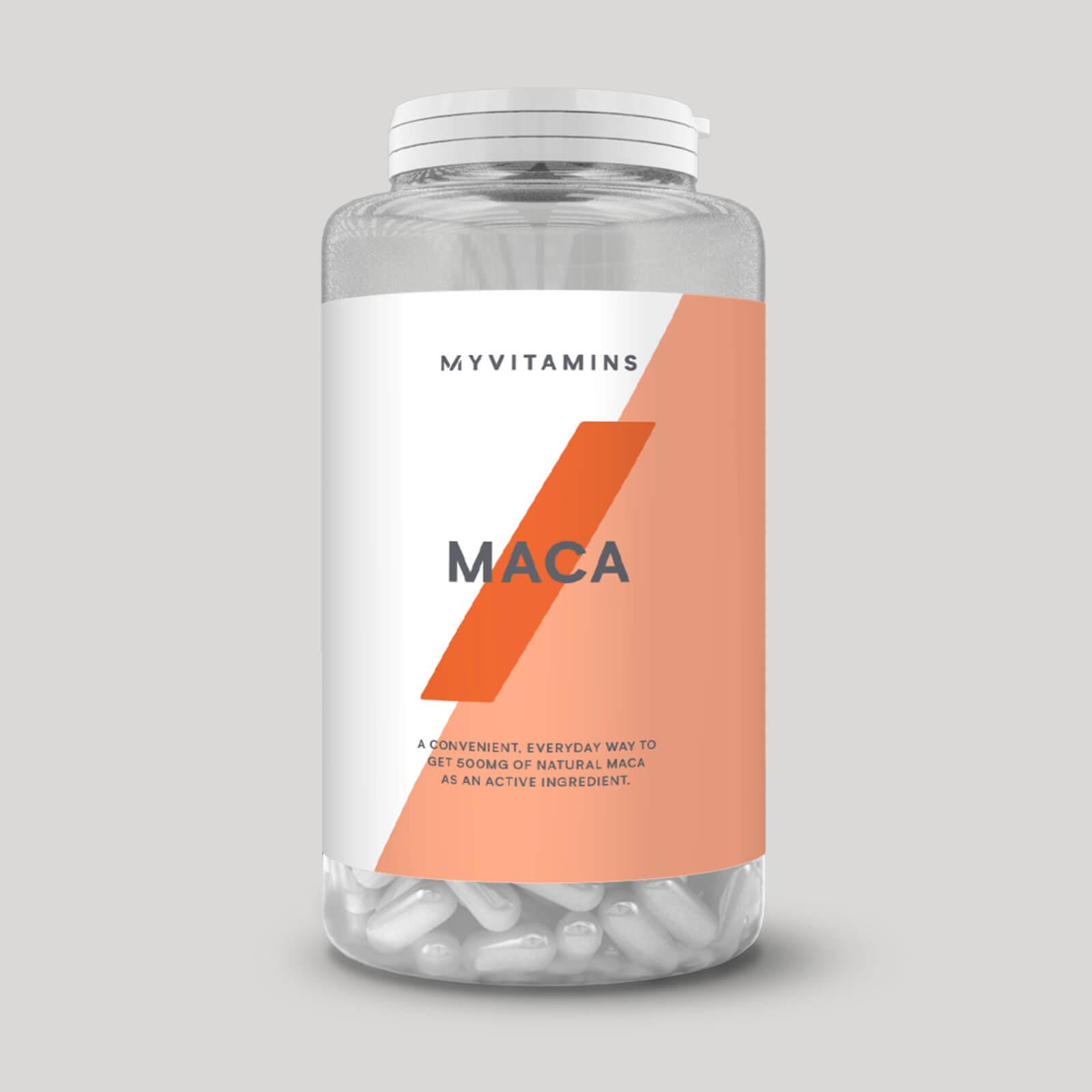 Myvitamins Maca - 30Gélules