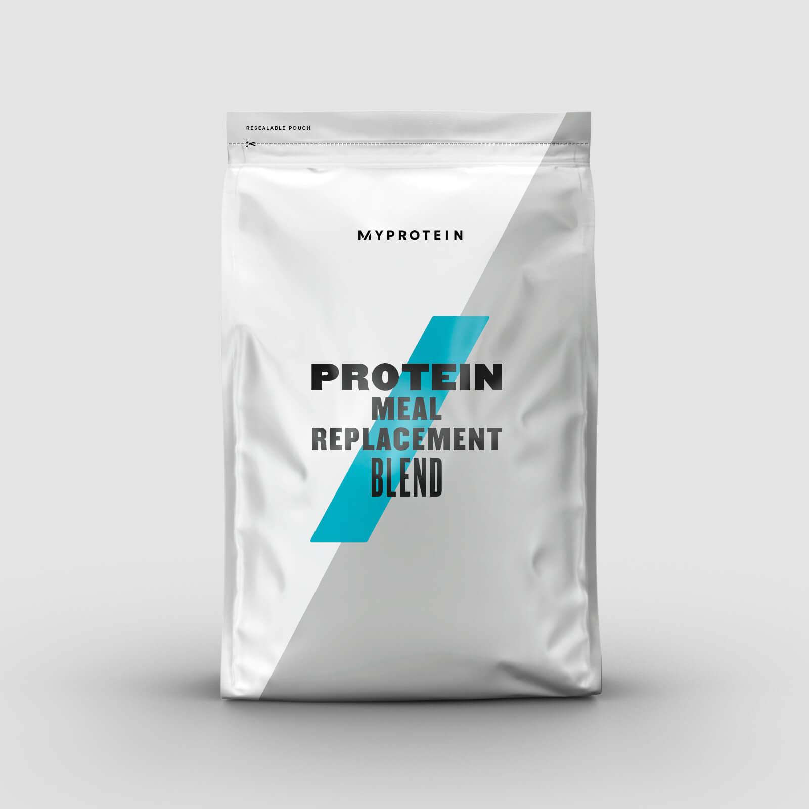 Myprotein Substitut de repas protéiné - 2.5kg - Nouveau - Caramel salé
