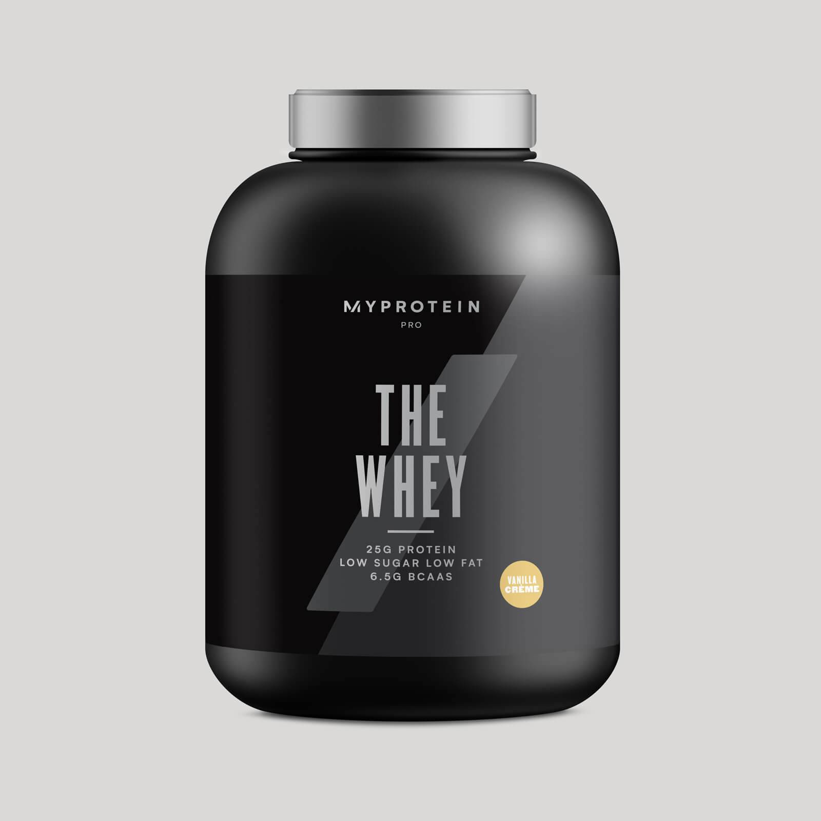 Myprotein THE Whey™ - 60 Servings - 1.74kg - Crème Vanille