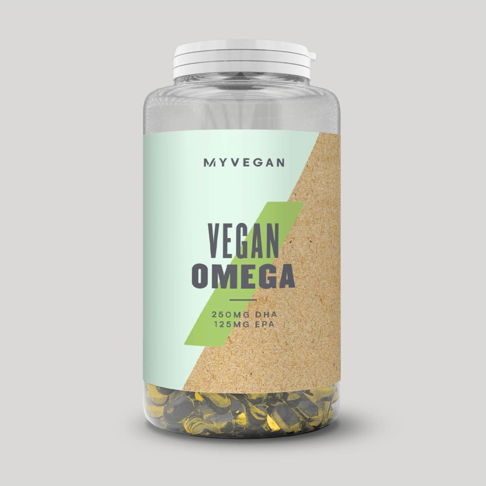 Myprotein Omega 3 Vegan en gélules - 180Gélules molles