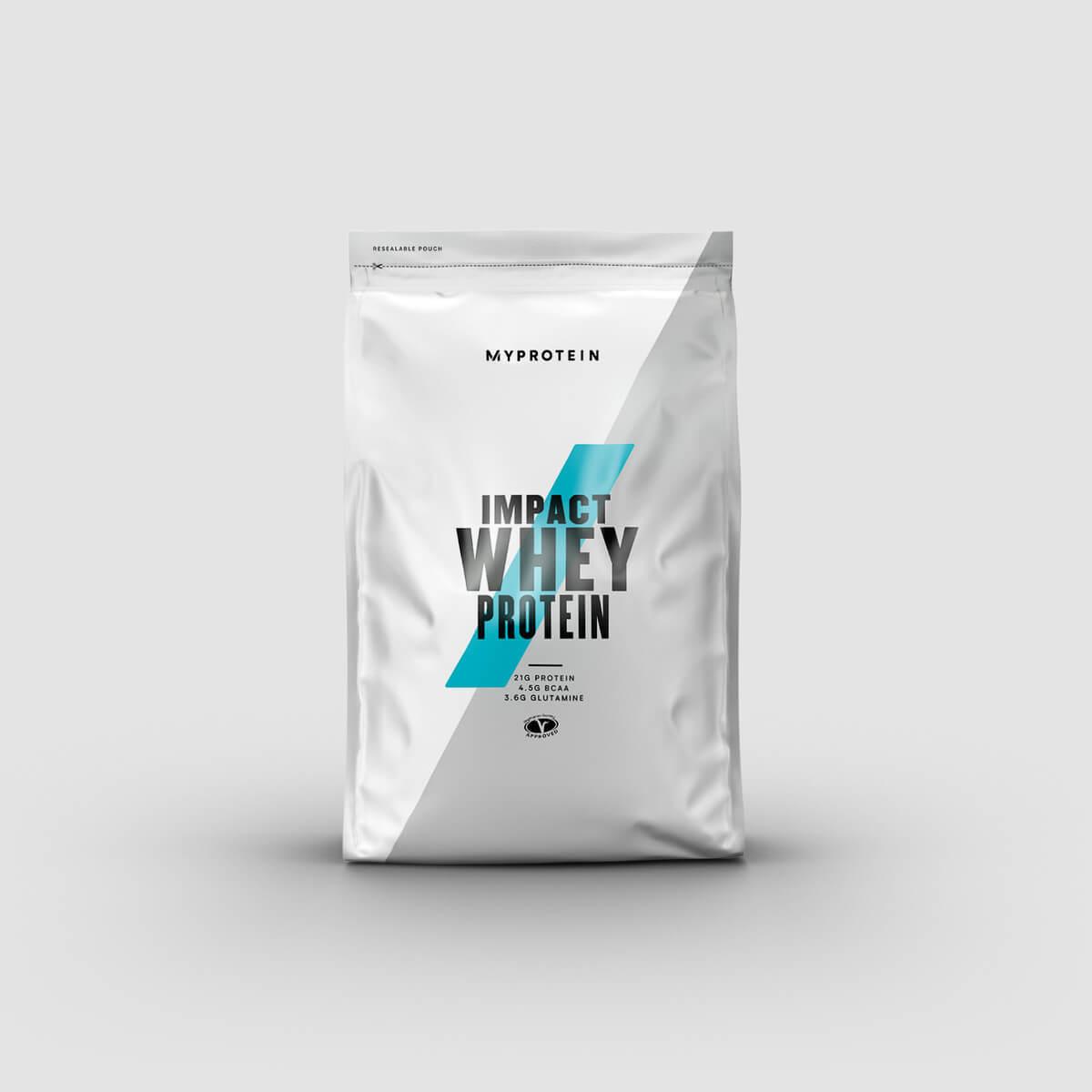 Myprotein Impact Whey Protein - 1kg - Noix De Coco