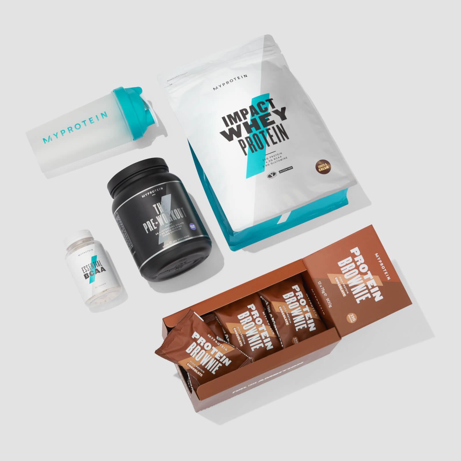 Pack Étudiant - White Chocolate - Vanilla