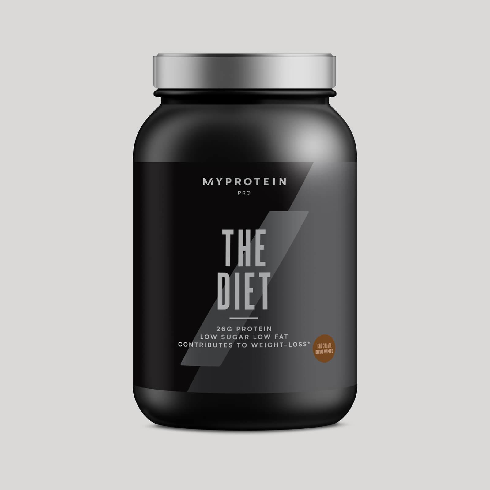 Myprotein THE Diet - 30servings - Chocolat Brownie