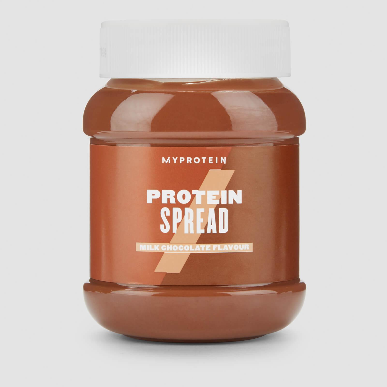 Myprotein Pâte à tartiner allégée protéinée - 360g - Chocolat au lait