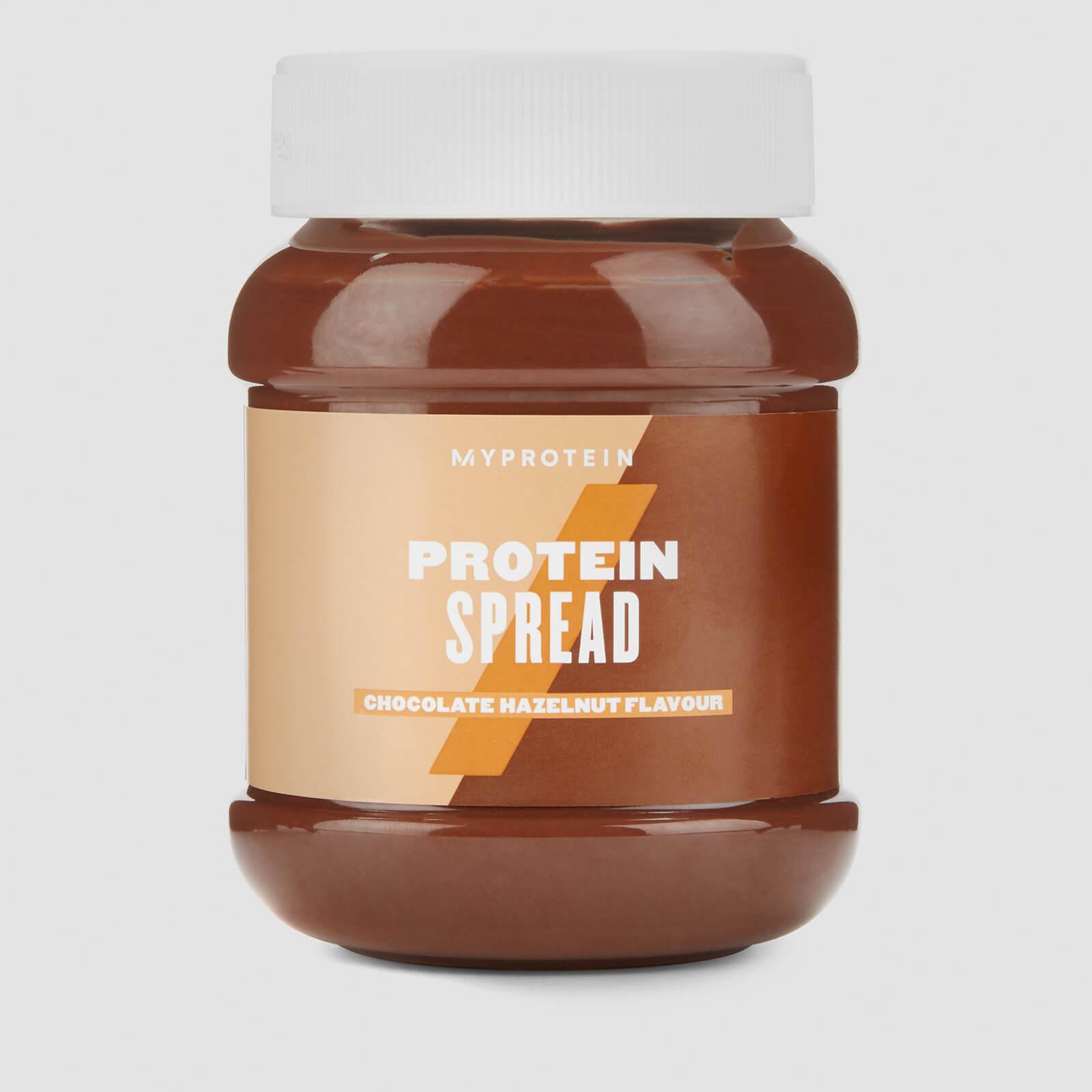 Myprotein Pâte à tartiner allégée protéinée - 360g - Chocolat aux noisettes