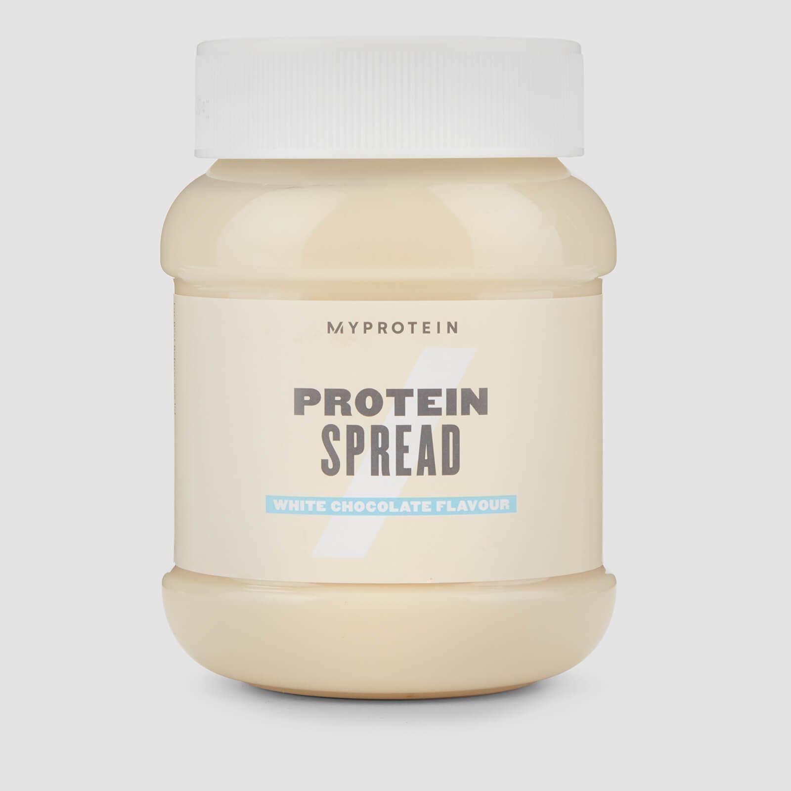 Myprotein Pâte à tartiner allégée protéinée - 360g - Chocolat blanc