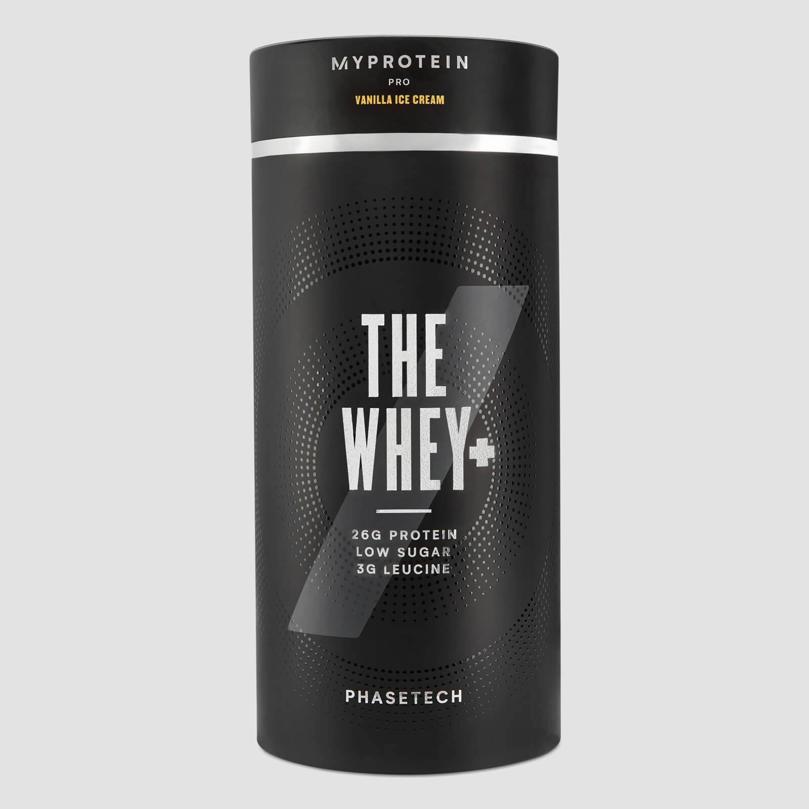Myprotein THE Whey+ - 30servings - Glace à la Vanille