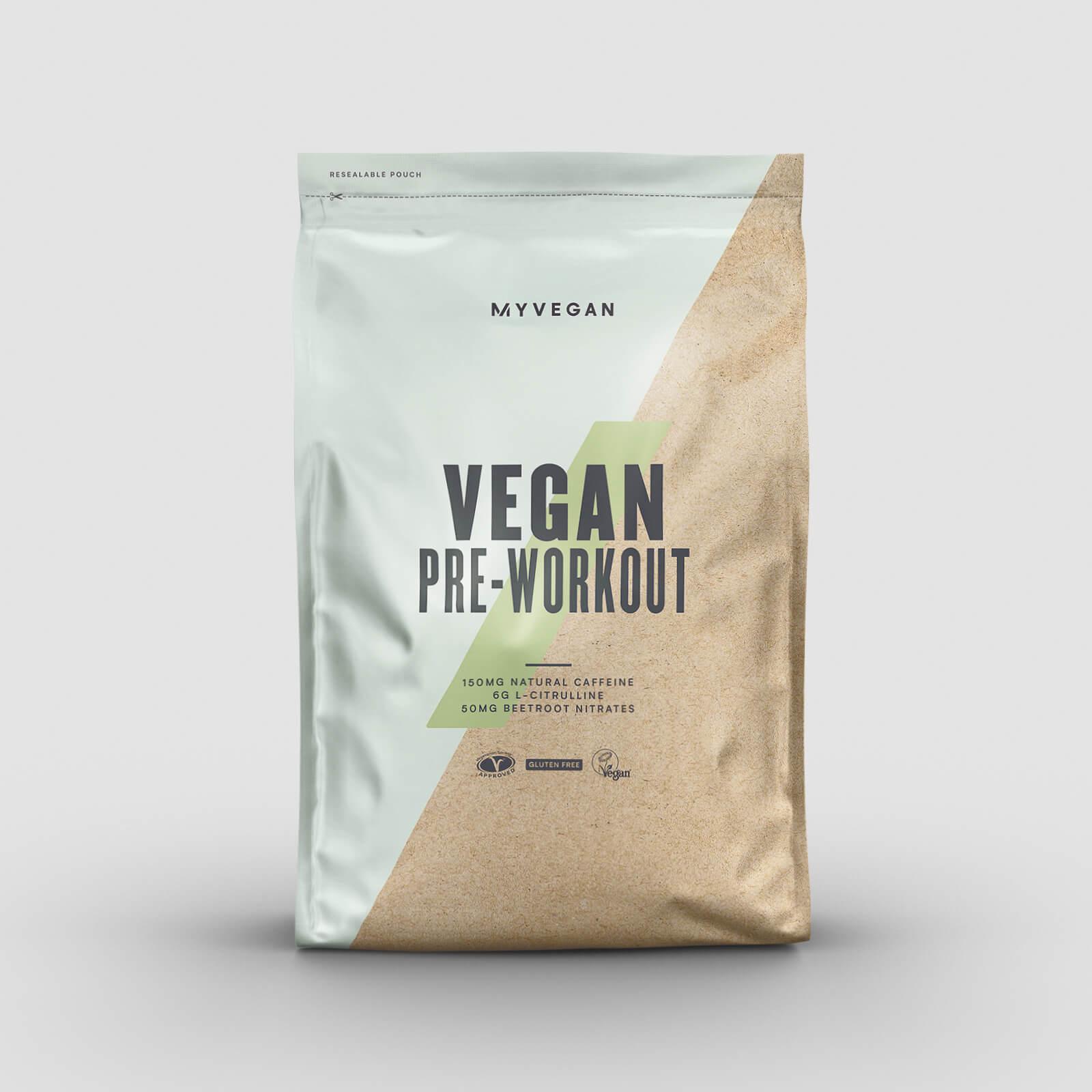 Myprotein Vegan Pre-Workout - 250g - Lemon Tea
