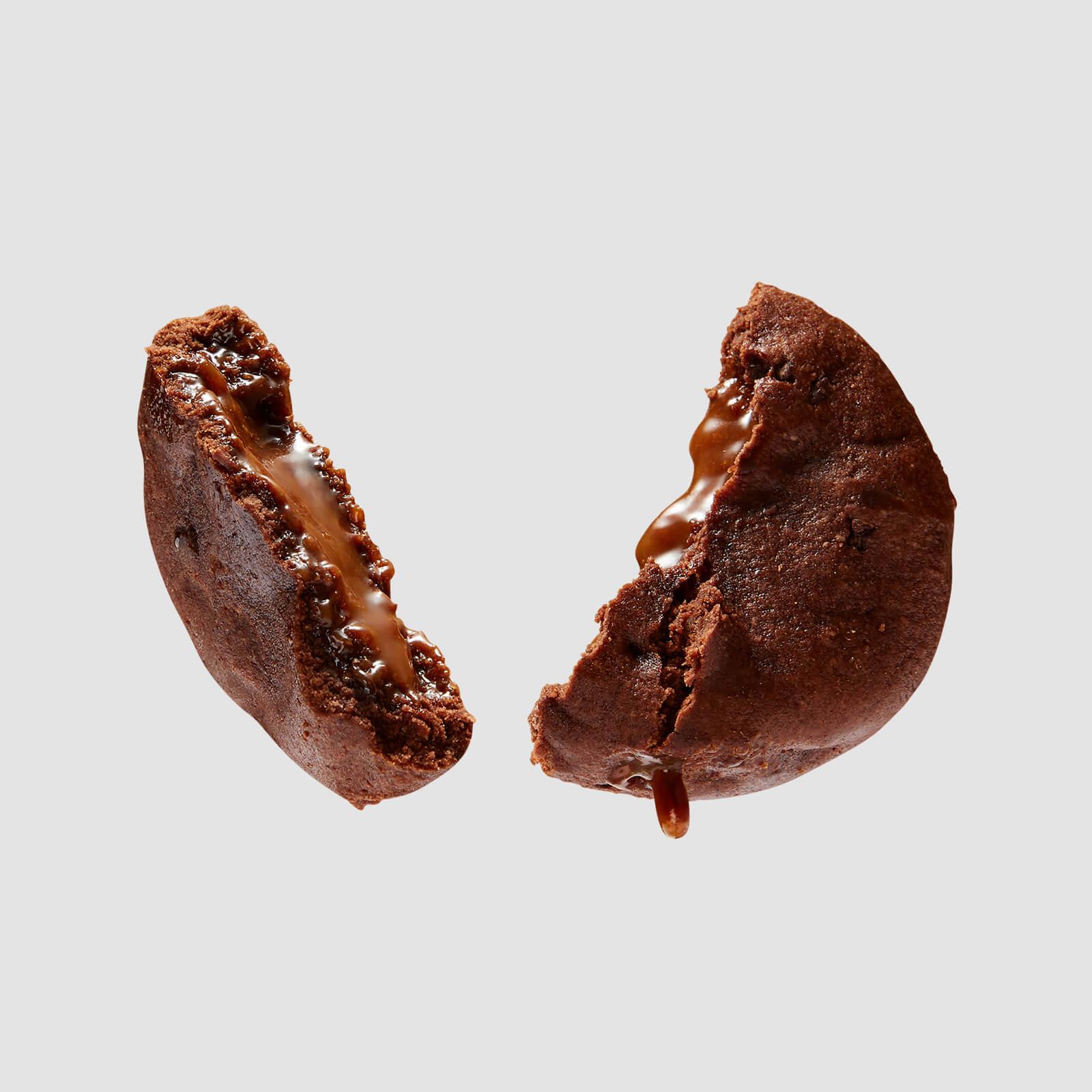 Myprotein Cookie protéiné fourré - Double Chocolat & Caramel