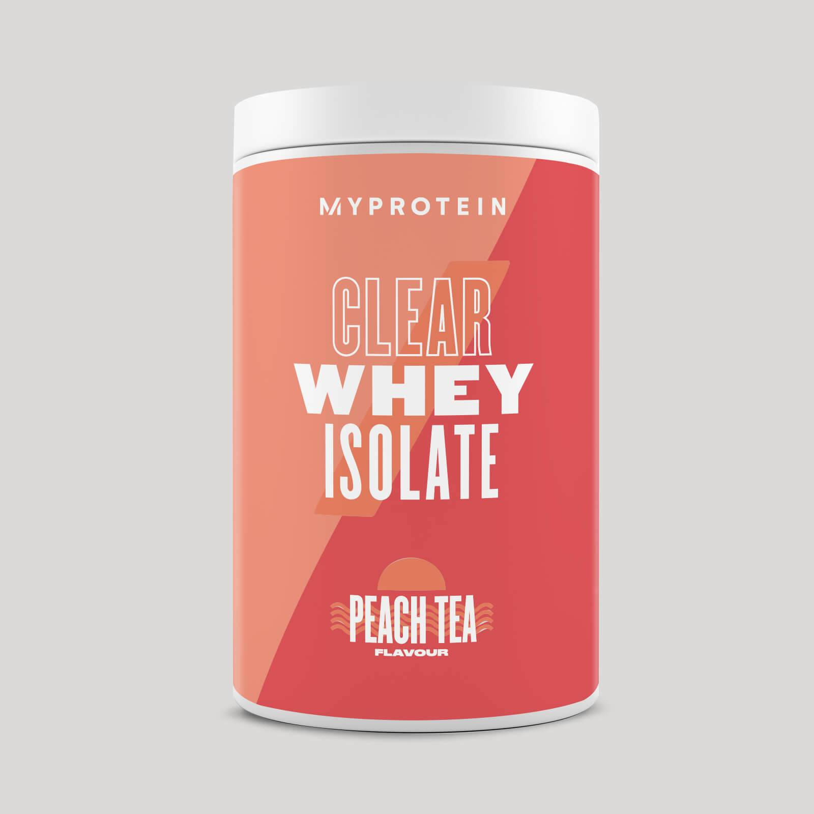 Myprotein Clear Whey Isolate - 20servings - Peach Tea