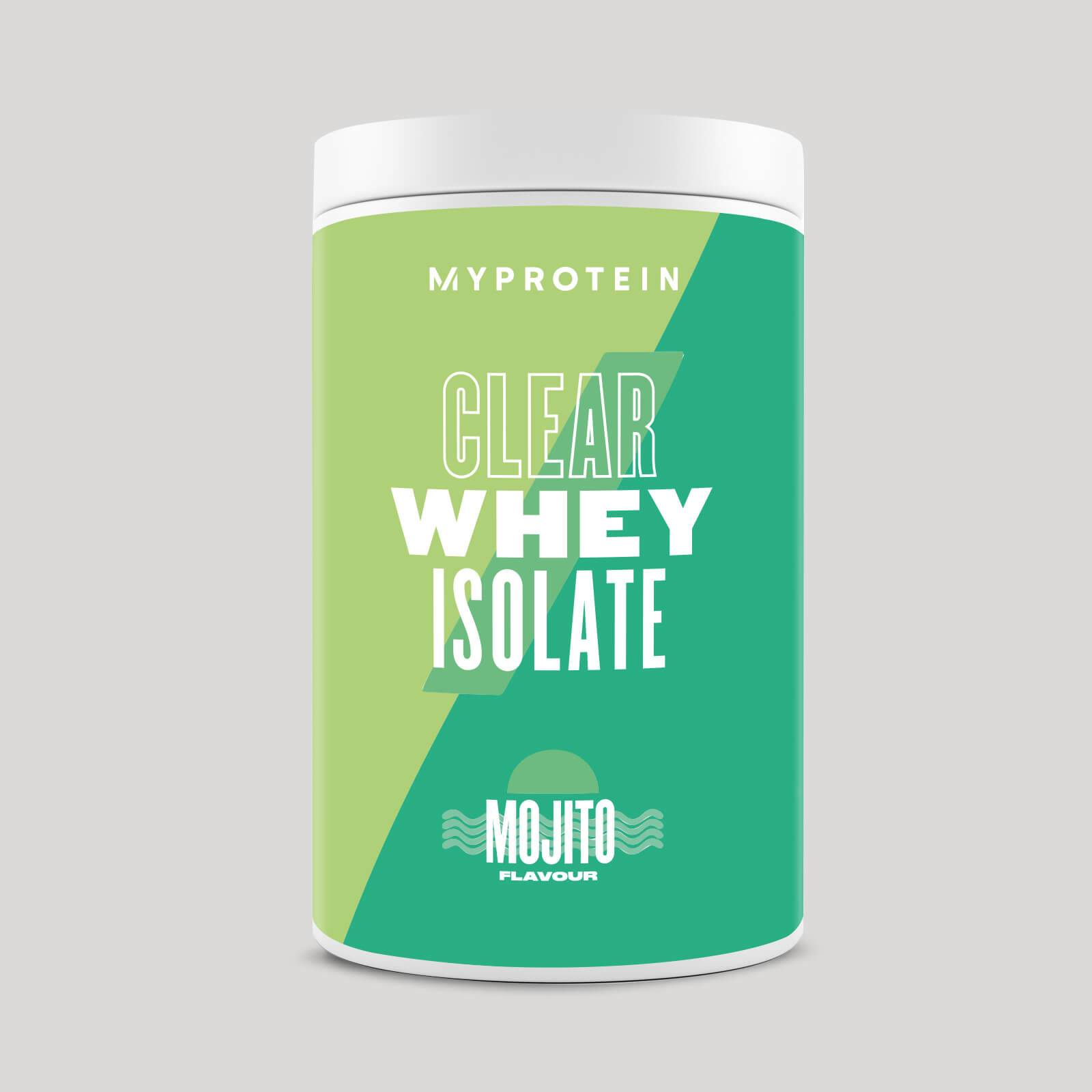 Myprotein Clear Whey Isolate - 20servings - Mojito
