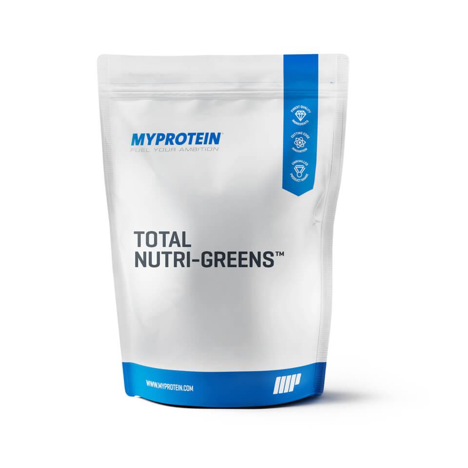 Myprotein Total Nutri Green PlusTM - 660g - Sans arôme ajouté