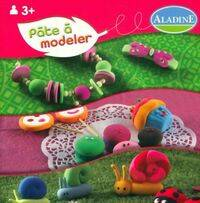 Pâte à modeler - Collectif - Livre