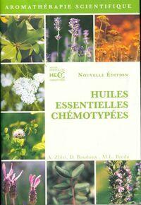 Huiles essentielles chémotypées - A. Zhiri - Livre