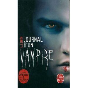 Journal d'un vampire Tome I - L.J. Smith - Livre - Publicité