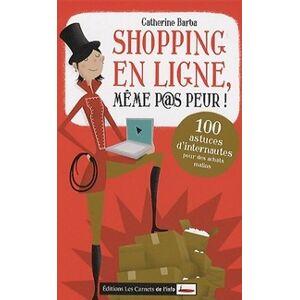 Shopping en ligne même p@s peur ! - Catherine Barba - Livre - Publicité