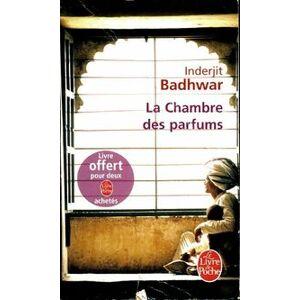 La chambre des parfums - Inderjit Badhwar - Livre - Publicité