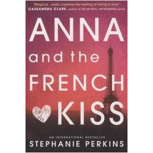 Kiss Anna and the french kiss - Stéphanie Perkins - Livre - Publicité