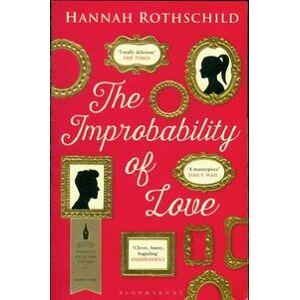 The improbability of love - Hanna Rothschild - Livre - Publicité
