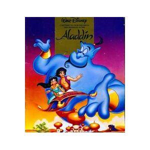 Aladdin - Walt Disney - Livre - Publicité