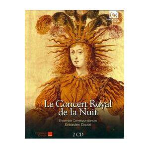 Le concert royal de la nuit (2 CD) - Collectif - Livre - Publicité