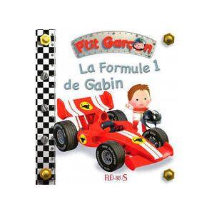 La Formule 1 de Gabin - Emilie Beaumont - Livre - Publicité