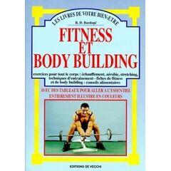 Fitness et body building - B-D Bordoni - Livre