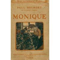 Monique - Paul Bourget - Livre <br /><b>5.09 EUR</b> Livrenpoche.com