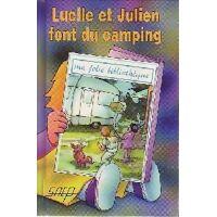 Lucile et Julien font du camping - Micheline Genzling - Livre <br /><b>2.00 EUR</b> Livrenpoche.com