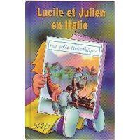 Lucile et Julien en Italie - Micheline Genzling - Livre <br /><b>2.00 EUR</b> Livrenpoche.com