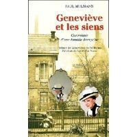 Geneviève et les siens - Paul Mulmann - Livre <br /><b>3.97 EUR</b> Livrenpoche.com