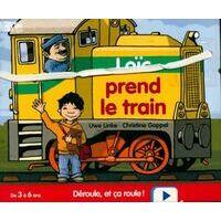 Loïc prend le train - Christine Goppel - Livre <br /><b>3.59 EUR</b> Livrenpoche.com