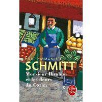 Monsieur Ibrahim et les fleurs du Coran - Eric-Emmanuel Schmitt - Livre <br /><b>1.60 EUR</b> Livrenpoche.com