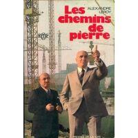 Les chemins de pierre - Alexandre Leroy - Livre <br /><b>3.97 EUR</b> Livrenpoche.com