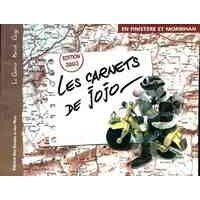 Les carnets de Jojo. En Finistère et Morbihan - Gégé - Livre <br /><b>4 EUR</b> Livrenpoche.com