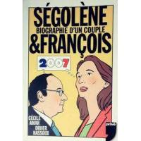 Ségolène et François. Biographie d'un couple - Cécile Amar - Livre <br /><b>4.39 EUR</b> Livrenpoche.com