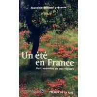 Un été en France - Jeannine Balland - Livre <br /><b>3.99 EUR</b> Livrenpoche.com
