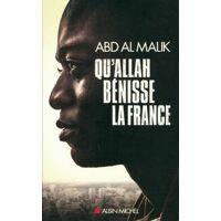 Qu'Allah bénisse la France - Abd Al Malik - Livre <br /><b>3.97 EUR</b> Livrenpoche.com