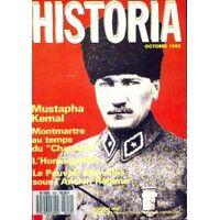Historia n°502 : Mustapha Kemal / Montmartre au temps du Chat Noir - Collectif - Livre <br /><b>4.55 EUR</b> Livrenpoche.com