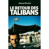 Le retour des talibans - Ahmed Rashid - Livre <br /><b>5.25 EUR</b> Livrenpoche.com