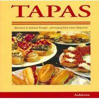 Tapas - Jeannine Pouget - Livre <br /><b>3.99 EUR</b> Livrenpoche.com