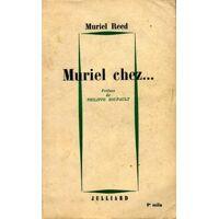 Muriel chez... - Muriel Reed - Livre <br /><b>17.99 EUR</b> Livrenpoche.com