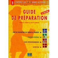 Guide de préparation - Romuald Jankow - Livre <br /><b>3.39 EUR</b> Livrenpoche.com
