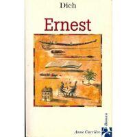 Ernest - Ahmed Dich - Livre <br /><b>4 EUR</b> Livrenpoche.com