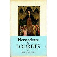 Bernadette - Michel De Saint Pierre - Livre <br /><b>5 EUR</b> Livrenpoche.com